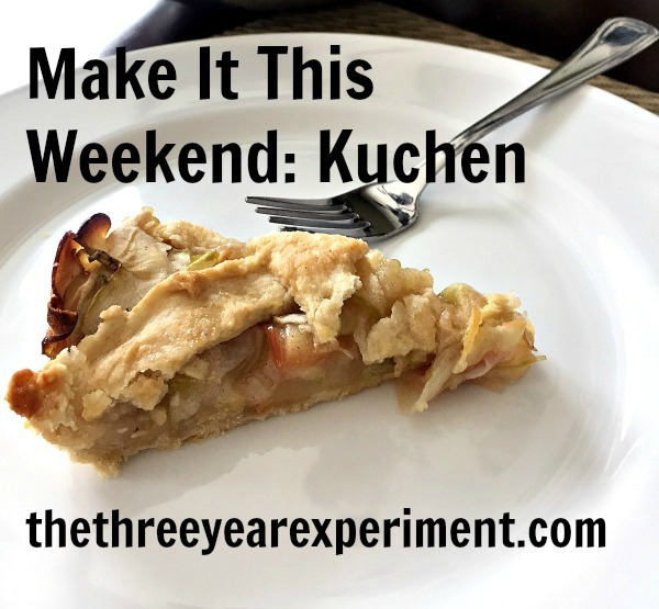 Kuchen--www.thethreeyearexperiment.com