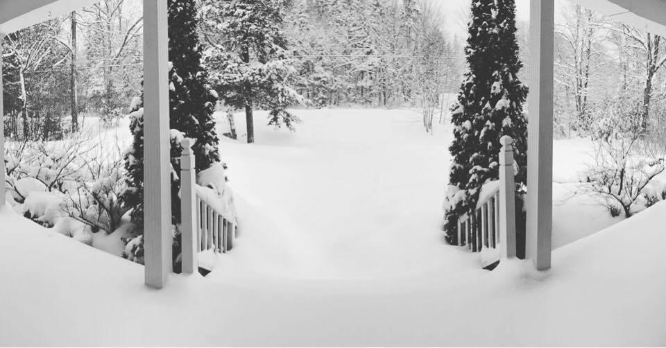 crazy snow--www.thethreeyearexperiment.com