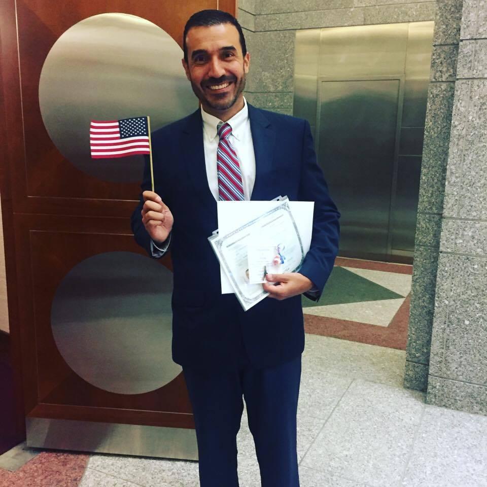 American Citizen--www.thethreeyearexperiment.com