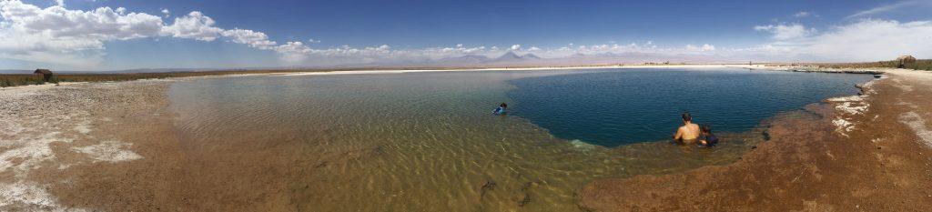 Laguna Cejar--www.thethreeyearexperiment.com