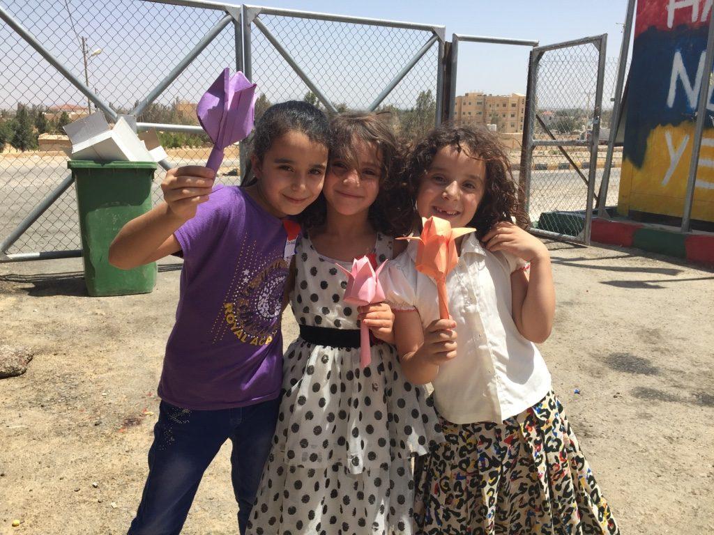 Syrian school--www.thethreeyearexperiment.com