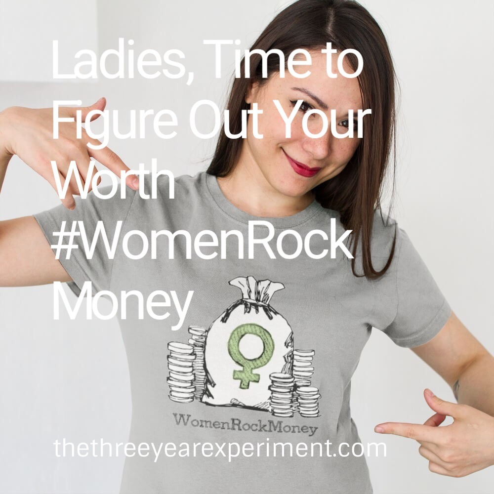 Women rock money—www.thethreeyearexperiment.com