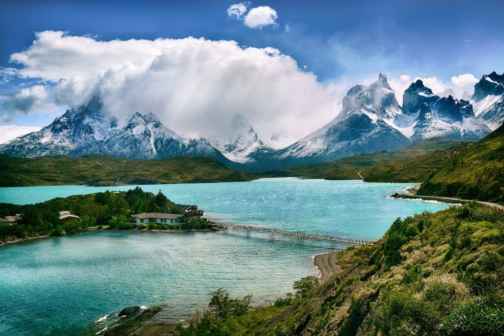 Chile's Torres del Paine National Park in Patagonia Hostel www.thethreeyearexperiment.com