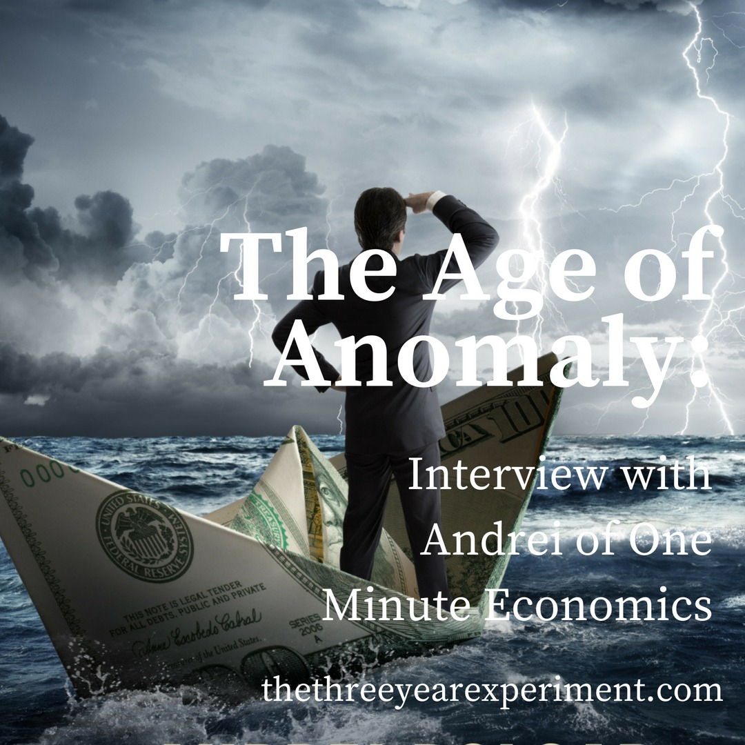 Interview with Andrei of One Minute Economics