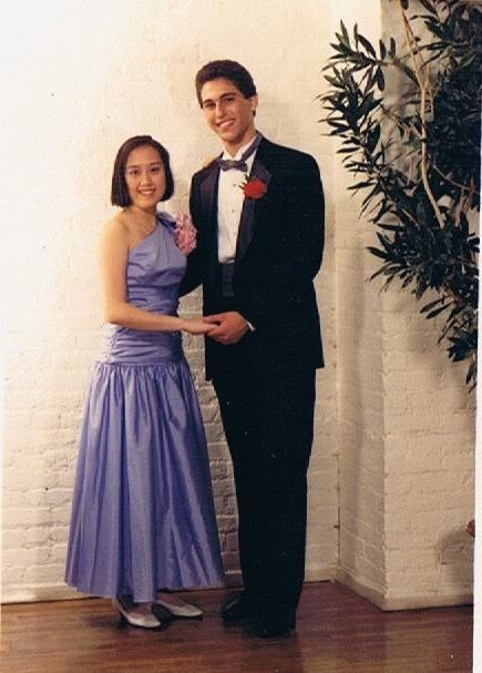 Scott and Caroline prom www.thethreeyearexperiment.com