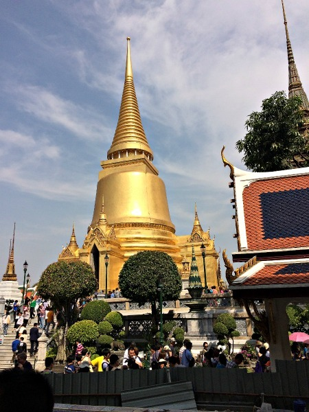 Wat Phra Kaew Thailand --www.thethreeyearexperiment.com