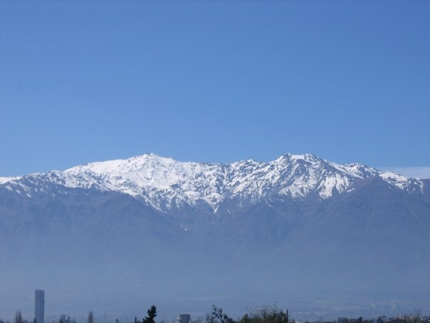 view of the Andes International Real Esate --www.thethreeyearexperiment.com