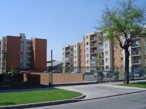 Chile apartment---www.thethreeyearexperiment.com