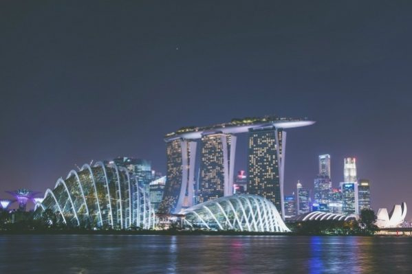 Marina Bay Sands--www.thethreeyearexperiment.com