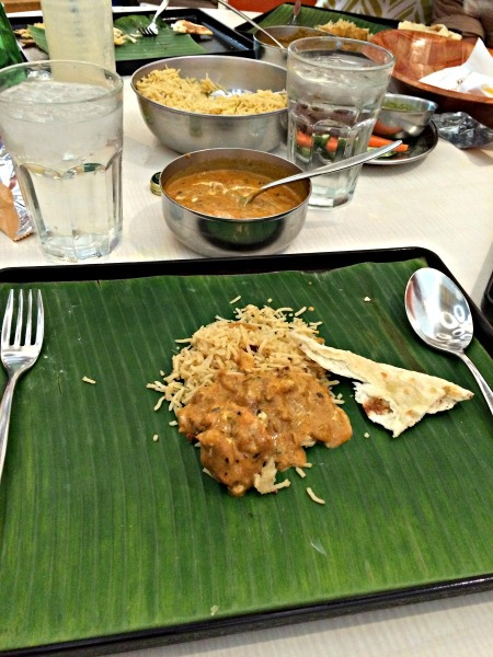 Our Indian meal--www.thethreeyearexperiment.com