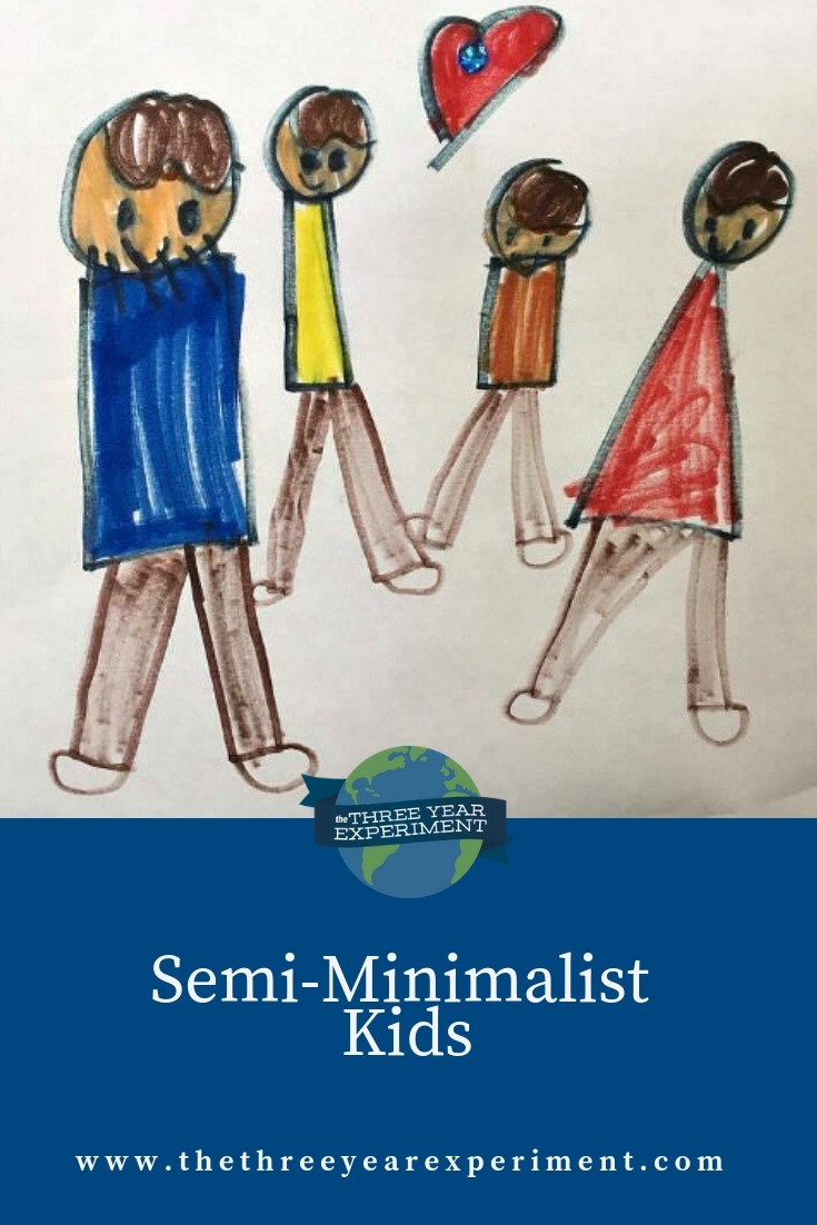 Want to minimize your kids' rooms, clothing, and schedule, but don't know where to start? Here's how we created a semi-minimalist, and much simpler, family life. Via @lauriethreeyear #minimalism #minimalistfamily #minimalistwithkids #kids #simpleliving #simplemom
