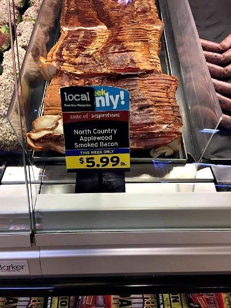 Bacon--www.thethreeyearexperiment.com