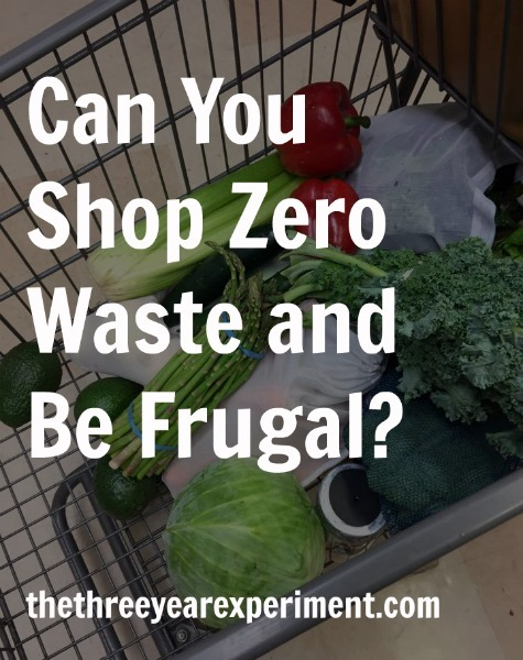 Zero Waste and Frugal--www.thethreeyearexperiment.com