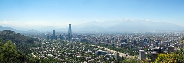 Santiago today--www.thethreeyearexperiment.com