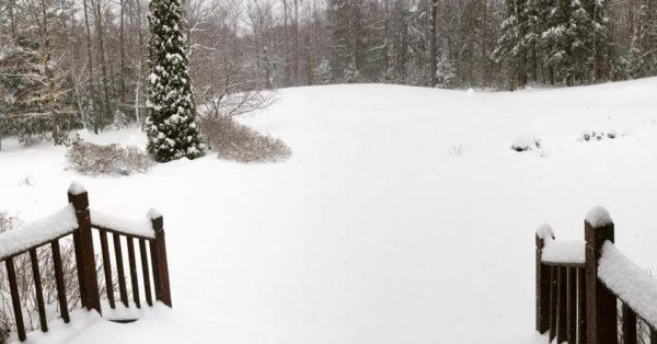 Winter, Hygge, and Embracing Home