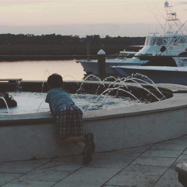 Seabrook Marina--www.thethreeyearexperiment.com