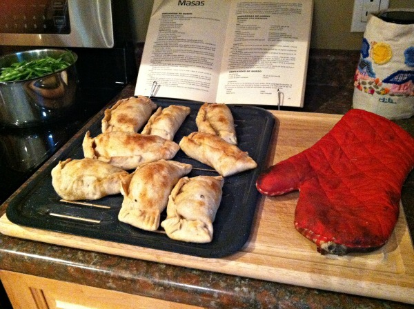delicious empanadas--www.thethreeyearexperiment.com