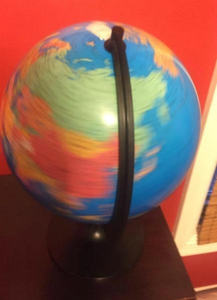 World moves fast--www.thethreeyearexperiment.com