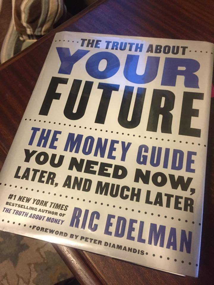 The Truth About Your Future Book--www.thethreeyearexperiment.com