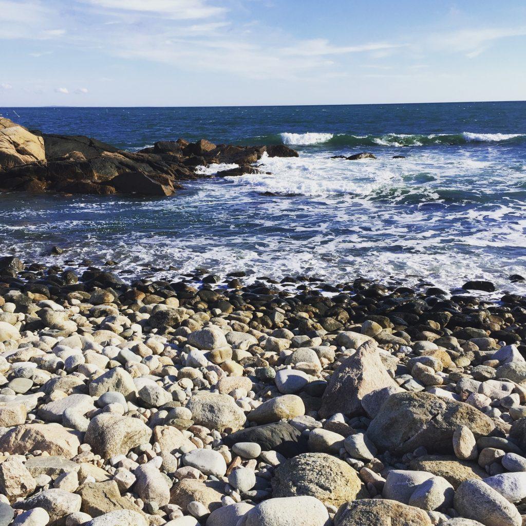 Rhode Island coast--www.thethreeyearexperiment.com