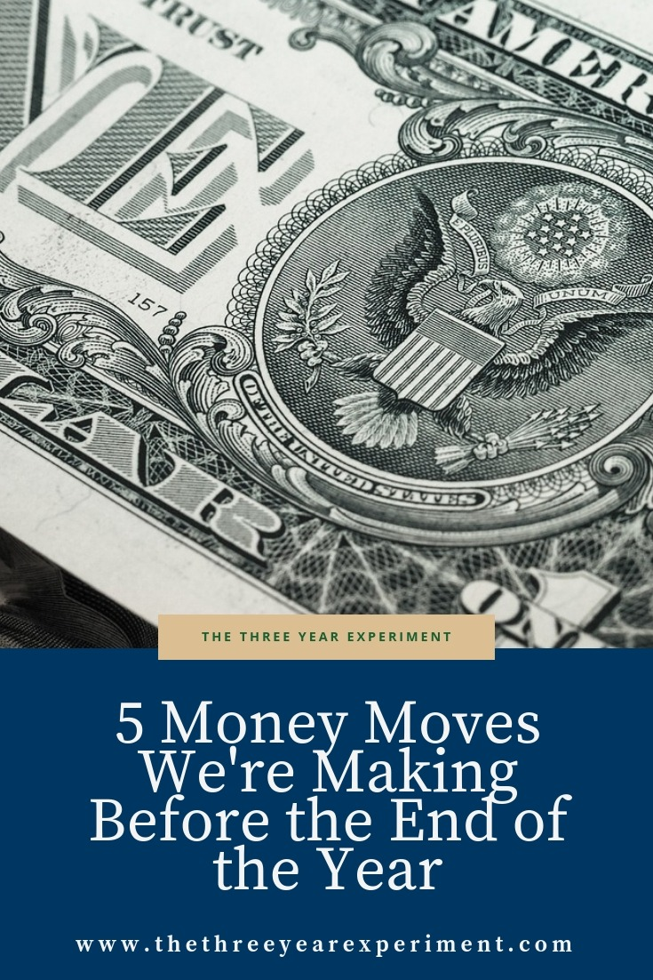 Our family's money moves to close out this year and get ready for next! @lauriethreeyear #personalfinance #familymoney #cfomom