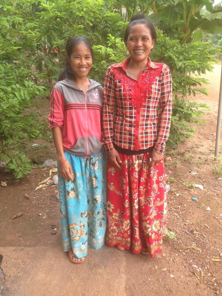 Cambodian livestock via Kiva--www.thethreeyearexperiment.com