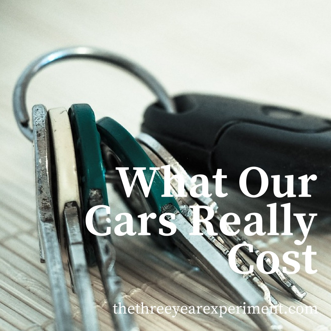 What Our Cars Really Cost