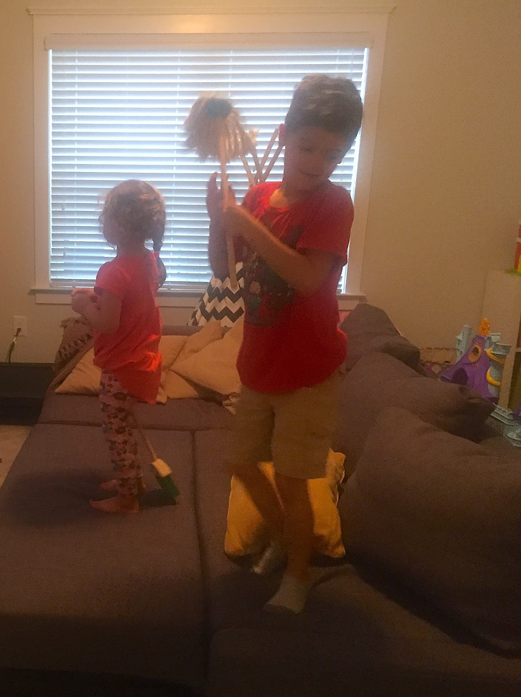 Playing with his cousin May Net Worth Update www.thethreeyearexperiment.com