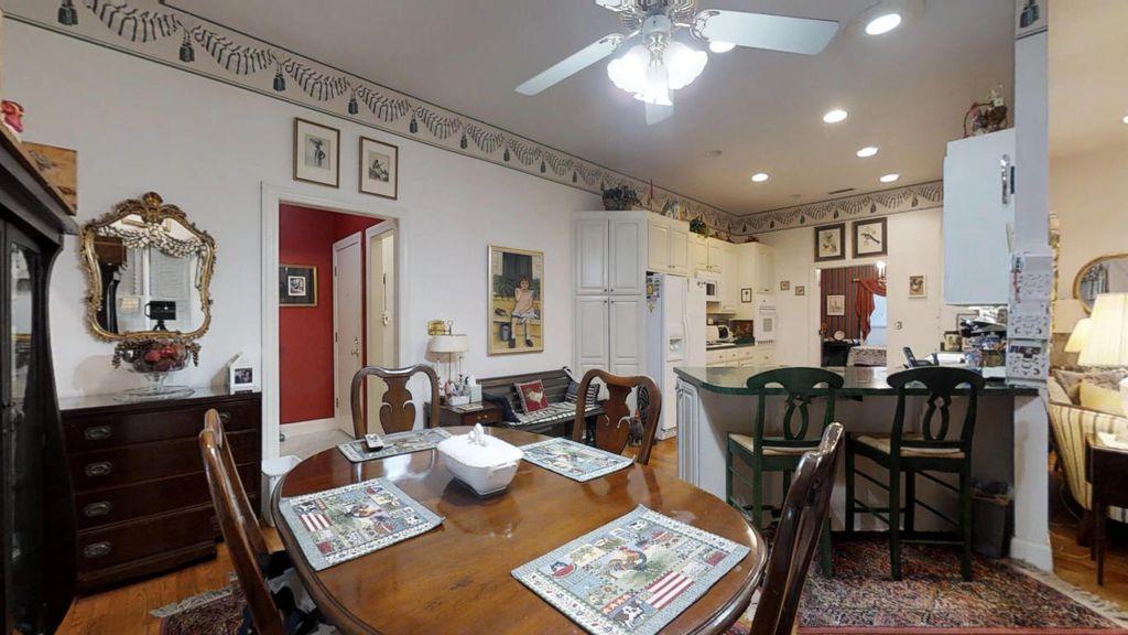 Charleston house www.thethreeyearexperiment.com