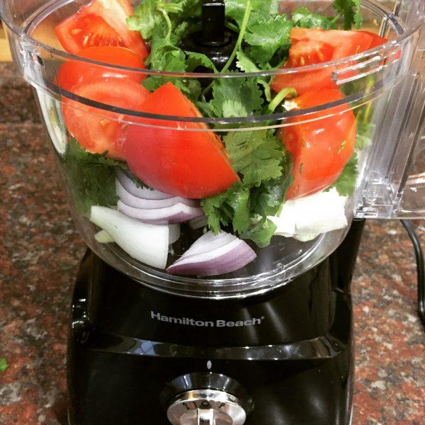 Cuisinart food processor www.thethreeyearexperiment.com