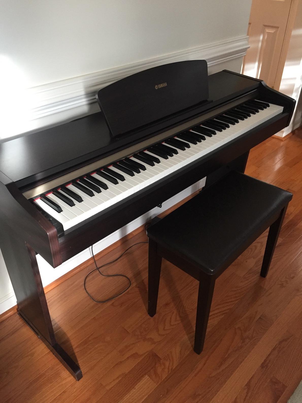 Yamaha keyboard www.thethreeyearexperiment.com