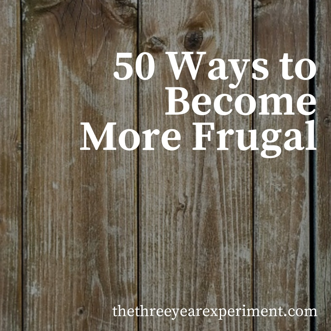 https://www.thethreeyearexperiment.com/5-frugal-lessons/ www.thethreeyearexperiment.com