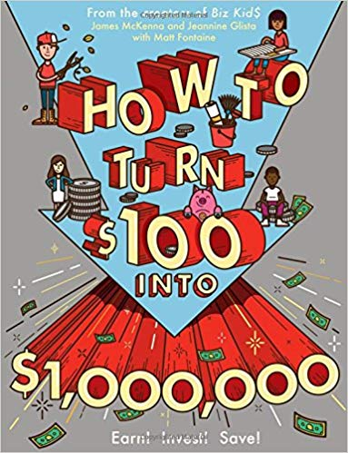 How to turn $100 into $1,000,000 book www.thethreeyearexperiment.com