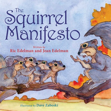 The Squirrel Manifesto book www.thethreeyearexperiment.com