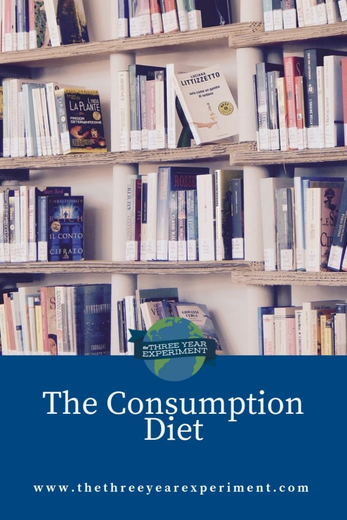 How many posts, articles, and book chapters do you consume each day? Here's my plan to take a break from an endless stream of words. @lauriethreeyear #consumptiondiet #consumeless #producemore #socialmediabreak