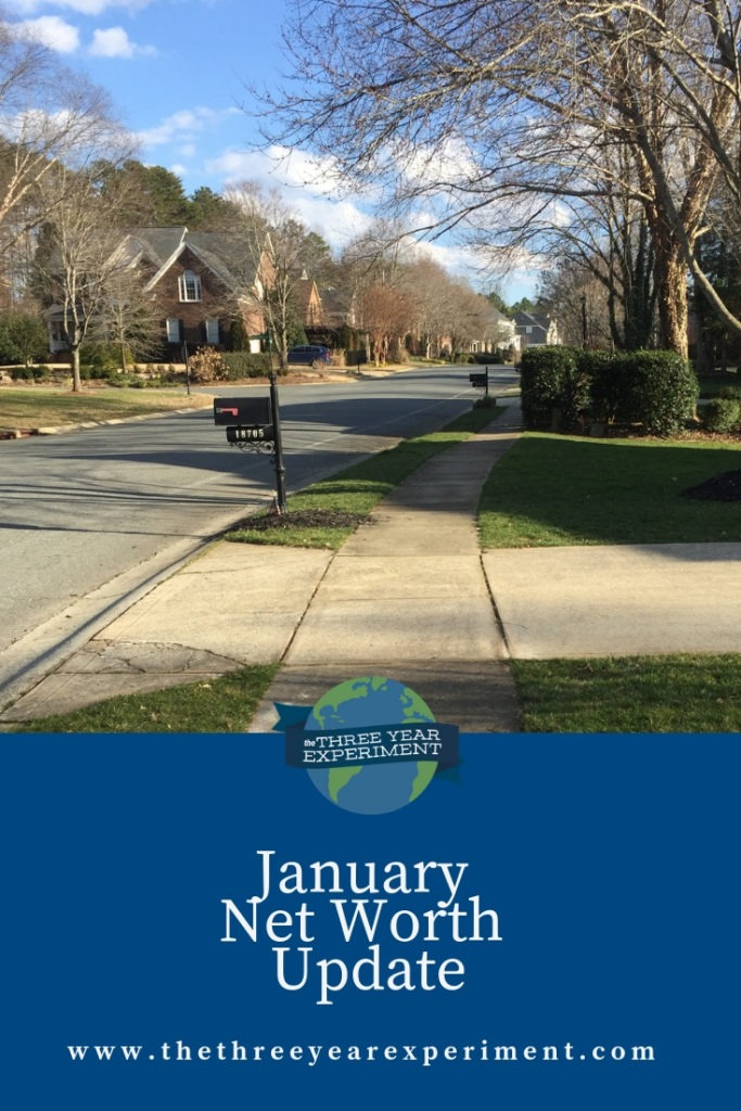 Here's our net worth growth for January, plus everything we spent. @lauriethreeyear #budgetingupdate #budgeting #debtfree #debtfreecommunity