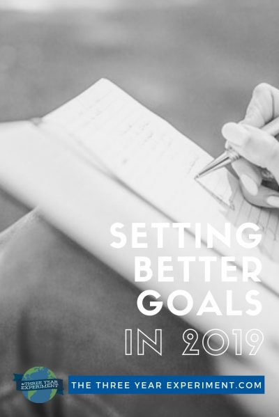 Want to do a better job on goal setting this year? Set goals that you'll actually achieve, and change your behaviors, for good, along the way? Here's how I'm working to set better goals for this year, and why it's okay to set goals throughout the year. #goalsetting #goals #fire #debtfree #financialgoals