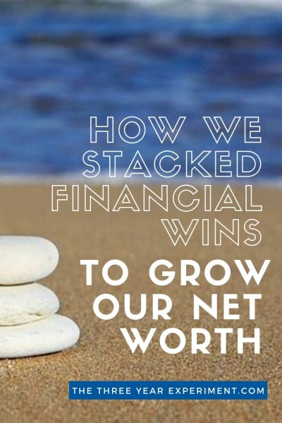 We started out slowly on our financial independence journey. It took us 18 months to pay off our debt. But ten years later, we're enjoying a large net worth. Here's what we did between debt payoff and now to grow our nest egg. #debtfree #financialindependence #investing #fire #budgeting