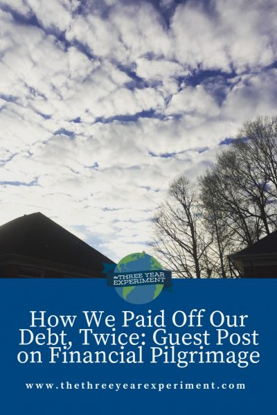 Here's our story on how we got out of debt and paid it off... twice! Was this our worst nightmare, and did we learn anything along the way? #debtfree #debtfreecommunity #debtpayoff #financialindependence #FIRE