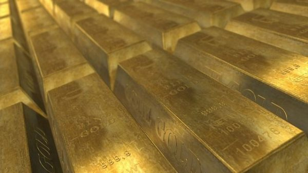 Golden Rule for Building Wealth Gold Bars