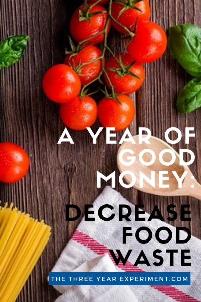 This month, I'm taking on the challenge of wasting less of our food. Did you know throwing away less food is the number 3 thing we can do to help global warming? #wasteless #wastelessfood #zerowaste #envinronment #motherearth #choosefi #wastenotwantnot