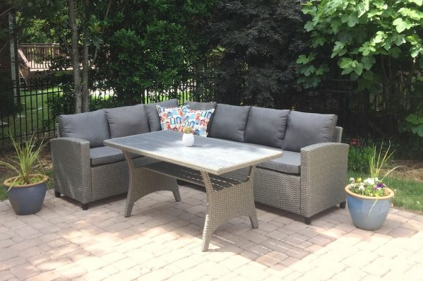 June net worth new patio set www.thethreeyearexperiment.com