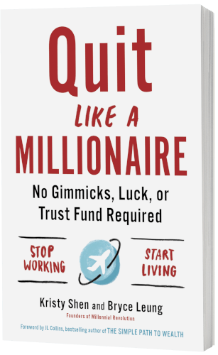 Quit Like a Millionaire: Book Review
